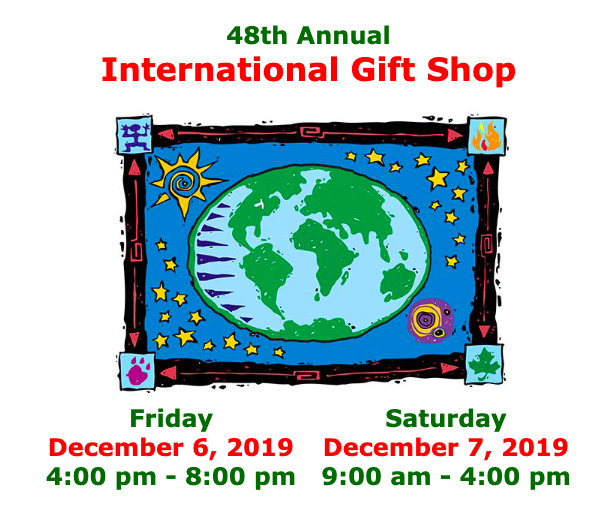 gift shop event